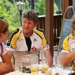 Kandel 2013 - Pause Astrid Thomas Riegger und Frank