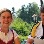 Kandel 2013 - Pause Astrid und Thomas