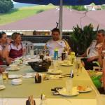 Kandel 2013 - Pause Gruppe